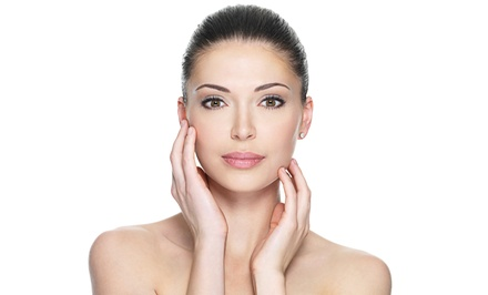 $129 for a Radio Frequency Facial with Up to 10 Units of Botox for One Area at Beauty Fixx ($320 Value)