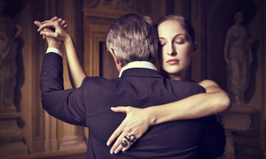 The London Academy Of Dance: Ballroom Dancing: Four Lessons for £14 at The London Academy Of Dance (84% Off)
