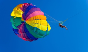 Wet-N-Wild Watersports: $70 for Parasailing for Two at Wet-N-Wild Watersports ($140 Value)