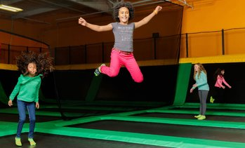 Up to 38% Off Jump Passes at Rockin' Jump - Wayne