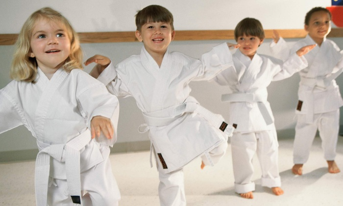 Pacific Top Team Kelowna - Central City: Martial-Arts Classes or Fitness-Centre Access at Pacific Top Team Kelowna (Up to 82% Off). Three Options Available.
