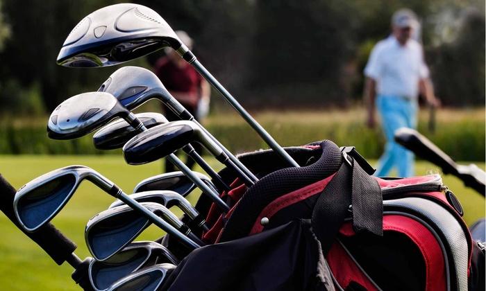 Bos Landen Golf Club - Pella: $49 for 18-Hole Round of Golf for Two with Cart Rental at Bos Landen Golf Club ($130 Value)