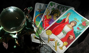 Casashanti, Llc: 60-Minute Tarot Card Reading at CasaShanti, LLC  (45% Off)