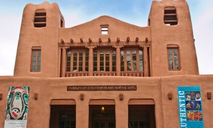 IAIA Museum of Contemporary Native Arts: Visit for Two or Four Adults at IAIA Museum of Contemporary Native Arts (Up to 62% Off)