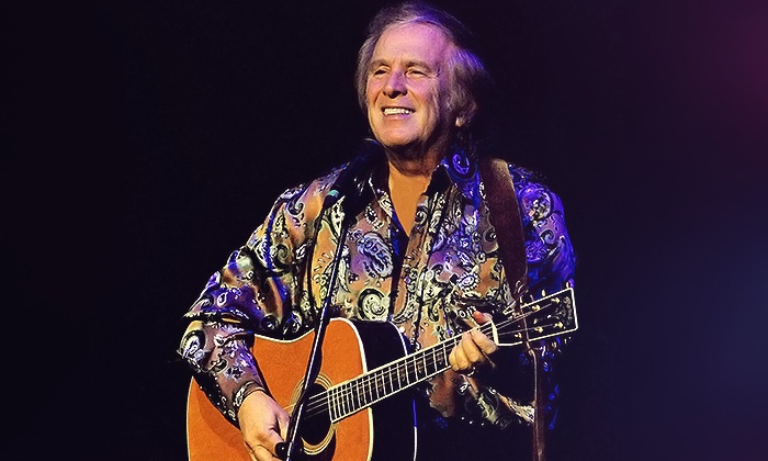 Don McLean and Judy Collins - Arena Theatre: Don McLean and Judy Collins on Friday, January 29, at 8:30 p.m.