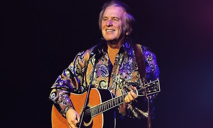 Don McLean and Judy Collins at Fox Performing Arts Center on Friday, July 25 at 6:30 p.m. (Up to 52% Off)