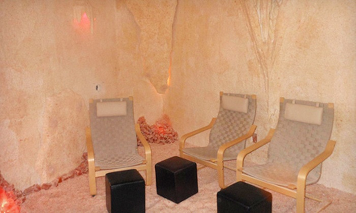 Salt Sanctuary - Cocoa Beach: One or Three Salt-Room-Therapy Sessions or Private Salt-Room Rental at Salt Sanctuary in Cocoa Beach (Up to 75% Off)