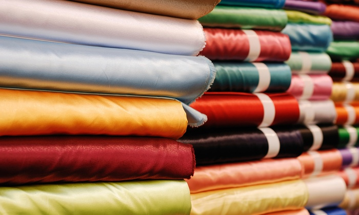 All About Fabrics and Phoenix of Anderson - Williamston: $15 for $30 Worth of Fabric and Sewing Supplies at All About Fabrics and Phoenix of Anderson