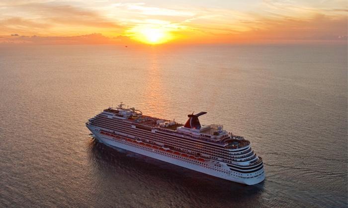 Carnival Cruises | Groupon Getaways