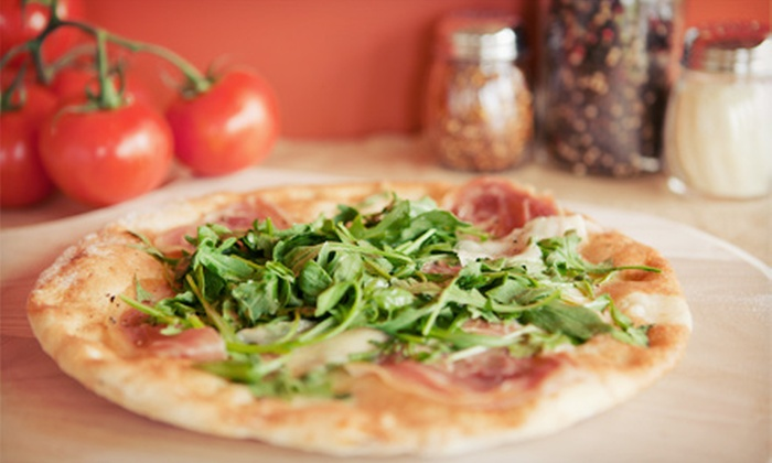 Villa Rose Pizza - 441 Corridor: Italian Dinner for Two, Four, or Six at Villa Rose Pizza (Up to 53% Off). Four Options Available.