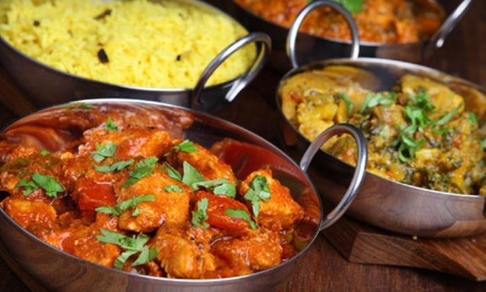 Elixir Restaurant & Lounge - Renton: $20 Worth of Indian Cuisine