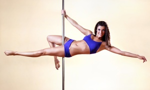 Pole Kraze: $45 for Four Pole/Aerial Classes or Eight Dance Classes at Pole Kraze ($110 Value)