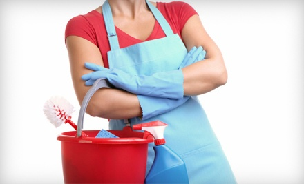 One or Three Two-Hour Housecleaning Sessions from Appropriate Janitorial LLC (Up to 61% Off)