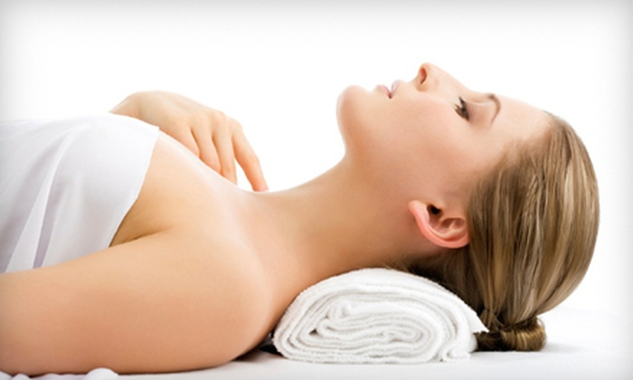 Aqua the Day Spa - Multiple Locations: Spa Services at Aqua the Day Spa (Half Off). Three Options Available.