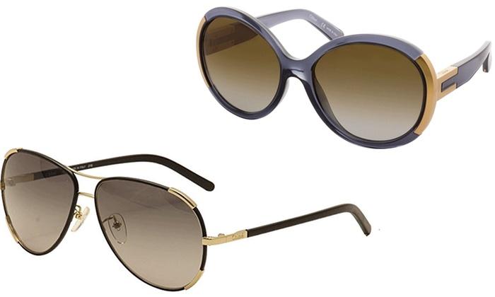 36a664ec Chloe Women's Sunglasses | Groupon