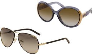 Chloe Women's Sunglasses at Chloe Women's Sunglasses, plus 9.0% Cash Back from Ebates.