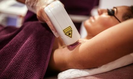 1, 3, 5 o 7 sesiones de depilación con láser unisex en zona a elegir desde 12 € en Fisionature