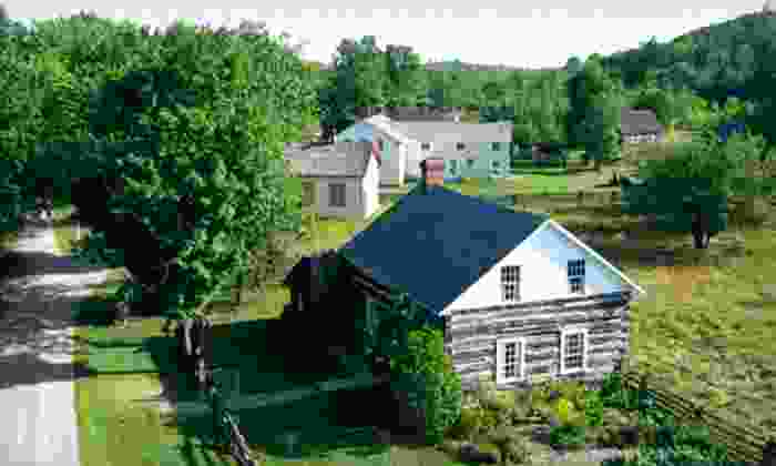 Lang Pioneer Village Museum - Keene: $10 for Family Day Pass for Two Adults and Four Youths to Lang Pioneer Village Museum ($20 Value)