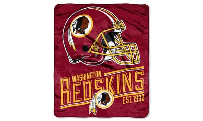 6cdbacd3 NFL Redskins Silk-Touch Throw