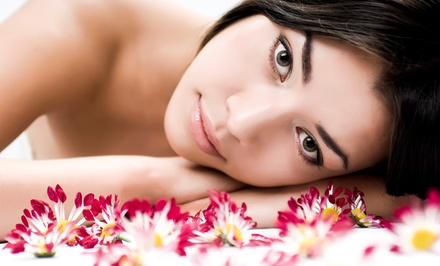 Relax, Feeling Good or Green Goddess Spa Package at Blueberry Moon (Up to 51% Off)