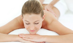 Healing Massage by Sally: Massage Packages at Healing Massage by Sally (Up to 65% Off). Six Options Available.