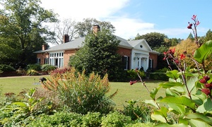 """Smith-Gilbert Gardens: Admission for Two or Four to Smith-Gilbert Gardens with Option for """"Glimpse of the Garden"""" Tour (Up to 33% Off)"""