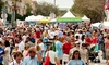 ArtiGras Fine Arts Festival - Abacoa Town Center: Two or Four Single-Day Admissions to ArtiGras Fine Arts Festival (45% Off)