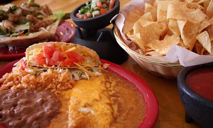 Primas Mexican Grill - Multiple Locations: $9 for $18 Worth of Contemporary Mexican Food at Primas Mexican Grill