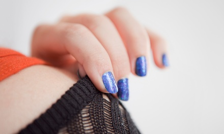 Express Mani-Pedi or Shellac Manicure at East Town Spa & Salon (Up to 42% Off)