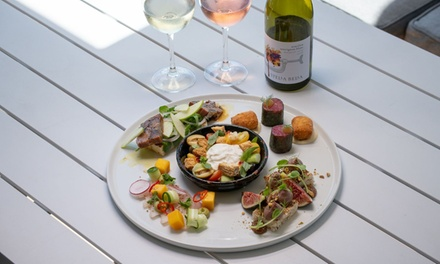 Tasting Plate with Wine for Two $49, Four $98 or Six People $147 at The Boatshed Restaurant Up to $240 Value