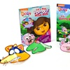 Dora the Explorer Book Bundle with Necklace