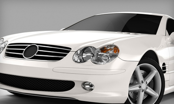 Dent Specialists - South Central Omaha: Dent or Hail-Damage Repair from Dent Specialists (Up to 92% Off)