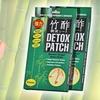 Bamboo-Vinegar Detoxification Patches