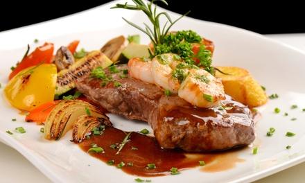 Un menu découverte en 3 services pour 2 ou 4 personnes dès 39,99 € au restaurant Il Tempio DAgrigento