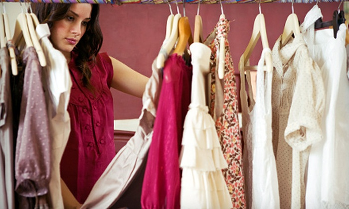Styled By Bunni - Central City: $30 for $55 Worth of Personal-Stylist Services at Styled By Bunni