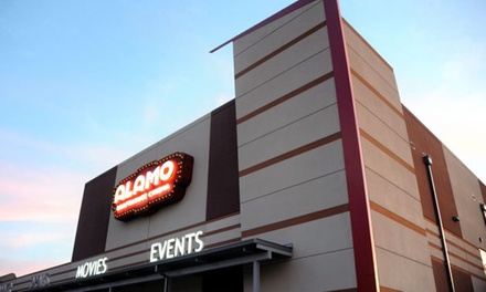 $5 for One Movie Ticket at Alamo Drafthouse Cinema (Up to $10 Value)