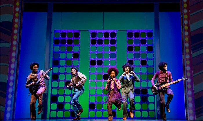 "Motown the Musical - PANTAGES THEATRE: ""Motown The Musical"" at Pantages Theatre through June 7"