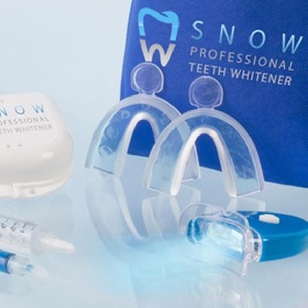 Professional Teeth Whitening Kit Snow Teeth Whitener Groupon