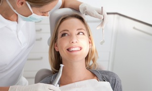 SW11 Medical Clinic: Check-Up, Clean, Scale, Polish with Fluoride Treatment and Optional Two X-Rays at SW11 Medical Clinic (Up to 68% Off*)