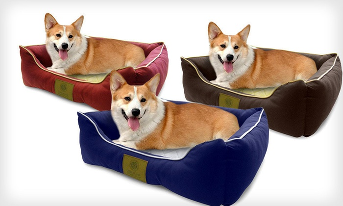 AKC Self-Warming Thermal Pet Bed: $24.99 for an AKC Self-Warming Thermal Pet Bed ($69.99 List Price). Six Colors Available. Free Shipping and Returns.
