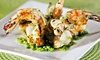 North End Cafe - Multiple Locations: Contemporary Cuisinewith Tapas, Entrees, and Dessert for Two or Four at North End Café (Up to 52% Off)