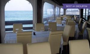 Ristorante Da Renzina: Menu di pesce fresco con calici o bottiglie di vino per 2, 4 o 6 persone al ristorante Da Renzina (sconto fino a 77%)