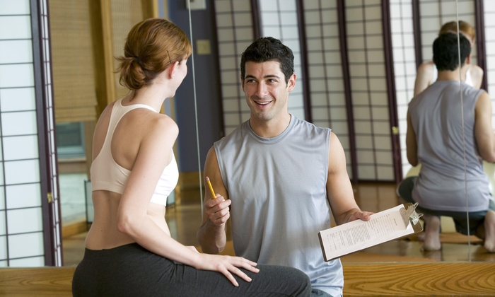 Kansas City Fieldhouse - College Crossings Business Park: Three Personal Training Sessions with Diet and Weight-Loss Consultation from Kansas City Fieldhouse (65% Off)