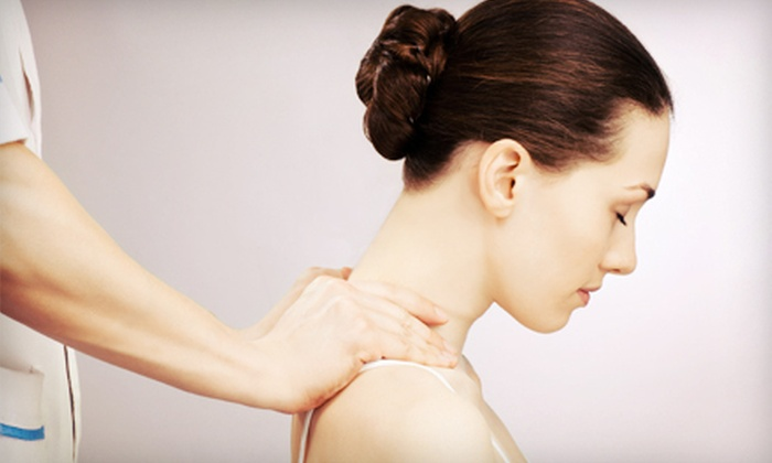 Chiropractic Wellness Center - Kansas City: 60-Minute Massage with Optional Chiropractic Exam and Adjustment at Chiropractic Wellness Center (Up to 79% Off)