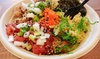 Up to 46% Off Asian Cuisine at Poké Supreme Sushi Bowl