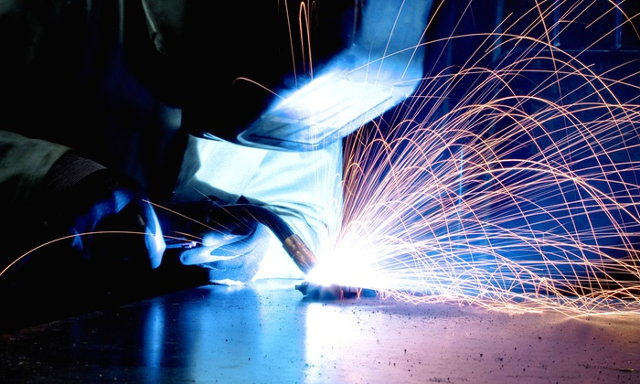 All Metal Arts - South Park: Two-Hour Welding 101 Class for One or Two or CNC Plasma Class for One at All Metal Arts (Up to 53% Off)