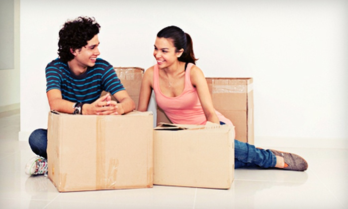 Two Men and a Truck Metairie - New Orleans: Moving Service with Truck and Two Movers for Two, Three, or Four Hours from Two Men and a Truck Metairie (Up to 65% Off)