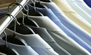 OneClick Cleaners: $20 for $40 Worth of Dry Cleaning Services including Pickup and Delivery from OneClick Cleaners