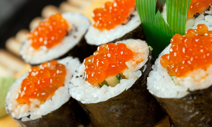 Lotus - South Central LA: $15  for $30  Worth of Japanese Cuisine, Hookah, and Drinks at Lotus