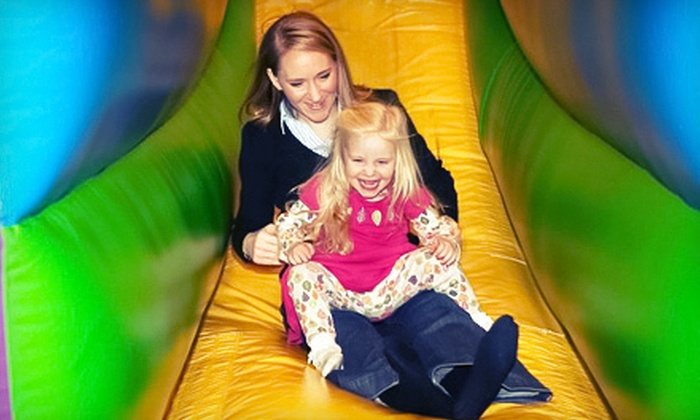 Jumping Jax - Overland Park: Open Play Sessions or Party for Up to 12 at Jumping Jax in Overland Park (Up to 53% Off). Four Options Available.